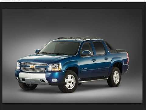 18 New Chevy Avalanche Concept Redesign and Concept by Chevy Avalanche Concept