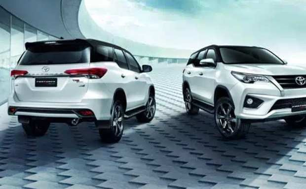 18 New Toyota Fortuner 2020 Specs and Review for Toyota Fortuner 2020