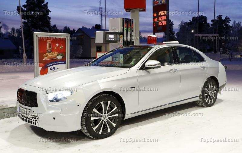 19 Gallery of Mercedes E Class Redesign Picture for Mercedes E Class Redesign