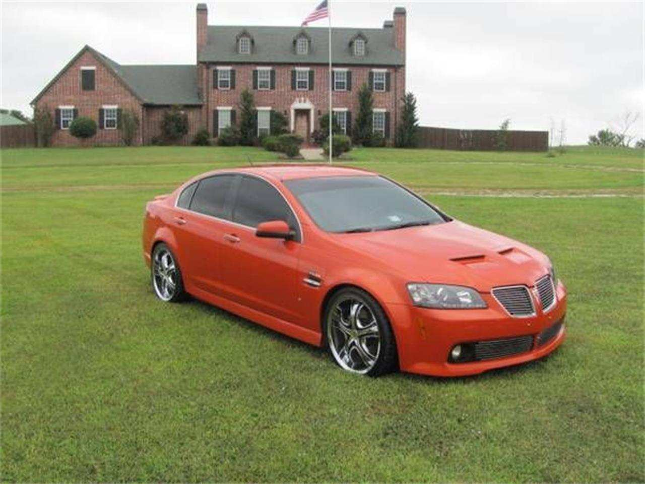 19 Gallery of Pontiac G8 Images First Drive by Pontiac G8 Images