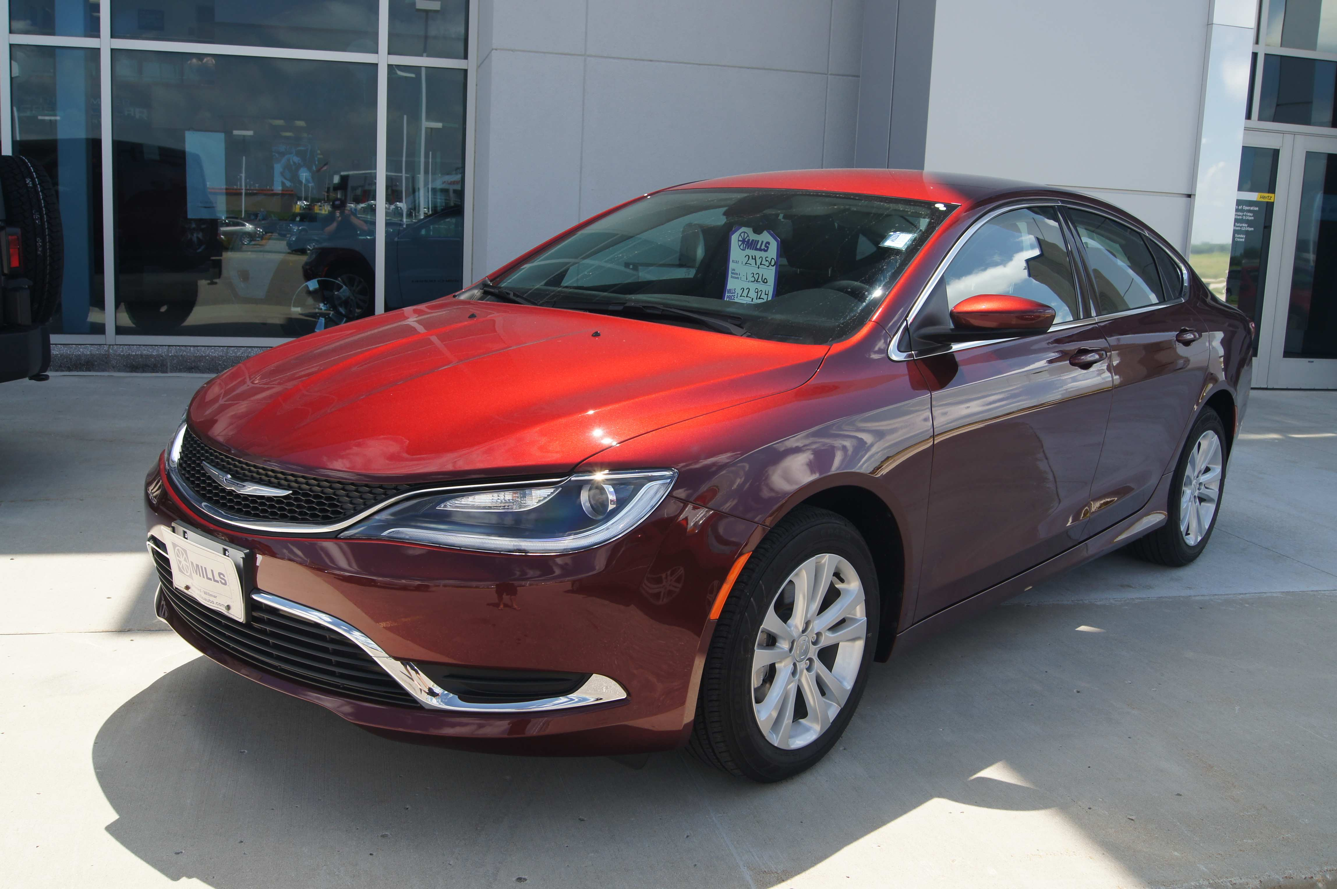 19 New Picture Of A Chrysler 200 Price and Review with Picture Of A Chrysler 200