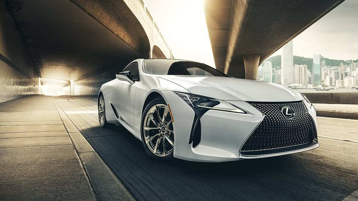 20 All New 2019 Lexus Lf Lc Performance and New Engine with 2019 Lexus Lf Lc