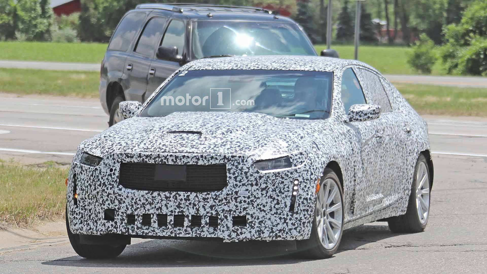 20 The Cadillac Spy Shots Picture with Cadillac Spy Shots