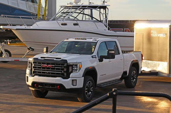 21 The 2020 Gmc Sierra Concept Model with 2020 Gmc Sierra Concept