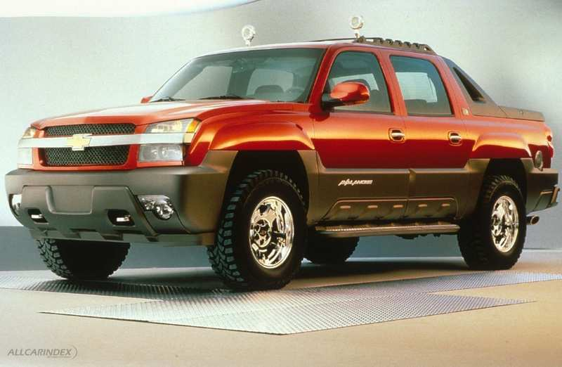 21 The Chevy Avalanche Concept Picture by Chevy Avalanche Concept