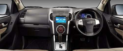 23 Concept of Isuzu Mu X Interior Review with Isuzu Mu X Interior
