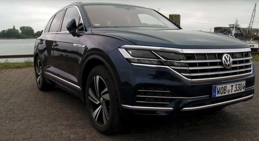 23 Concept of Touareg Redesign Picture by Touareg Redesign
