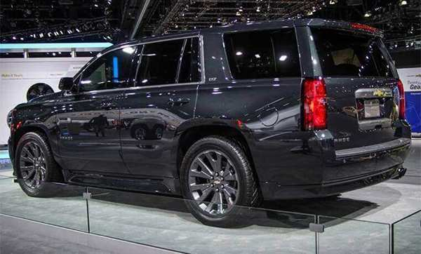 24 Best Review 2020 Chevy Tahoe Concept Redesign and Concept with 2020 Chevy Tahoe Concept