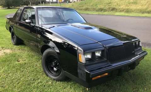 24 The Buick Grand National Pictures Spesification by Buick Grand National Pictures