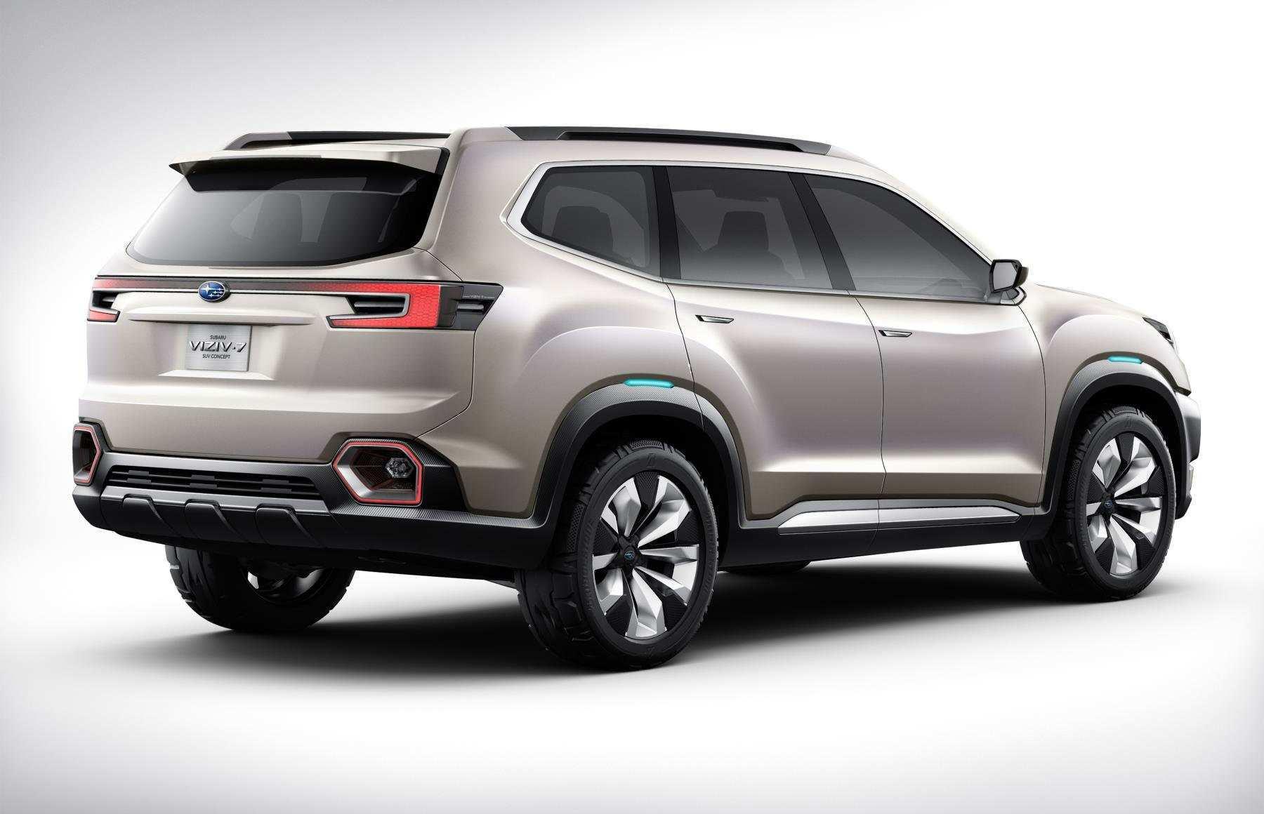 25 Great Subaru Tribeca Concept Price with Subaru Tribeca Concept