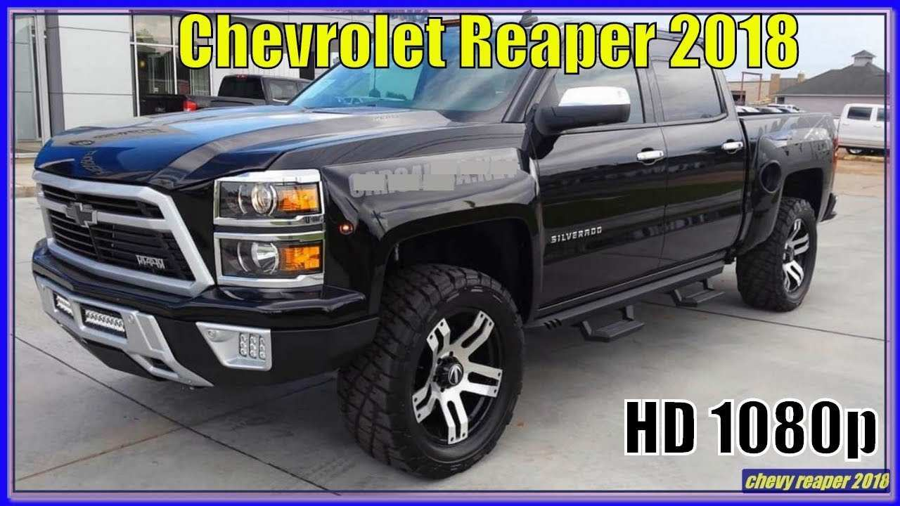 25 The Chevy Reaper Images Exterior with Chevy Reaper Images