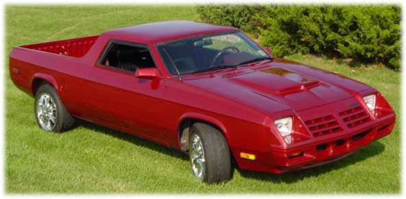 26 Best Review 82 Dodge Rampage Exterior by 82 Dodge Rampage