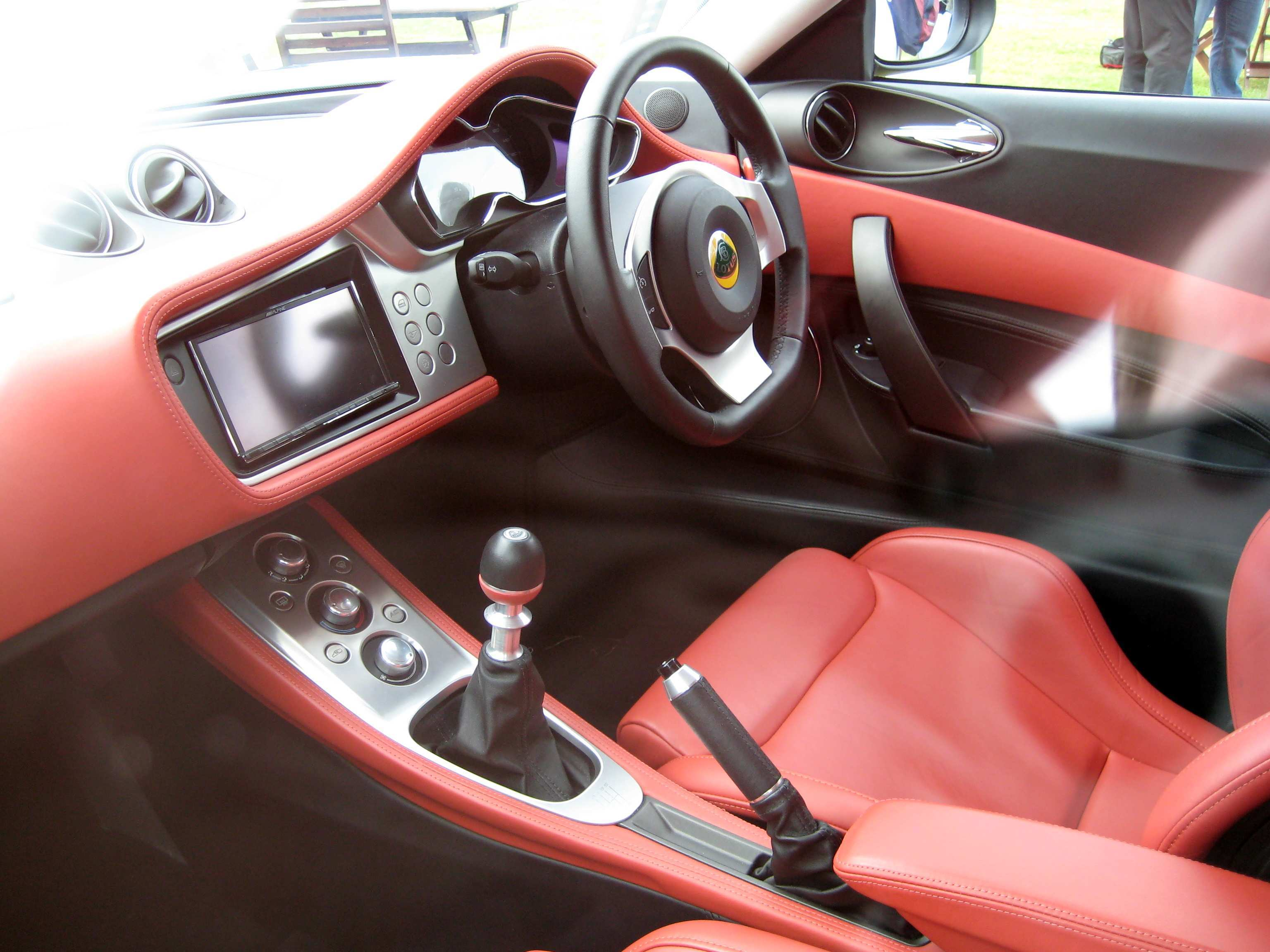 26 Concept of Lotus Evora Interior Release for Lotus Evora Interior