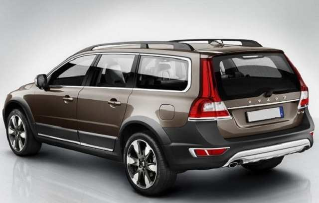 26 Great Volvo Xc70 Redesign Overview for Volvo Xc70 Redesign