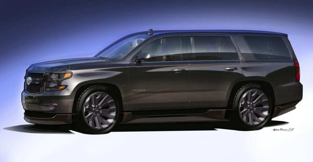 26 New 2020 Chevy Tahoe Concept New Review for 2020 Chevy Tahoe Concept