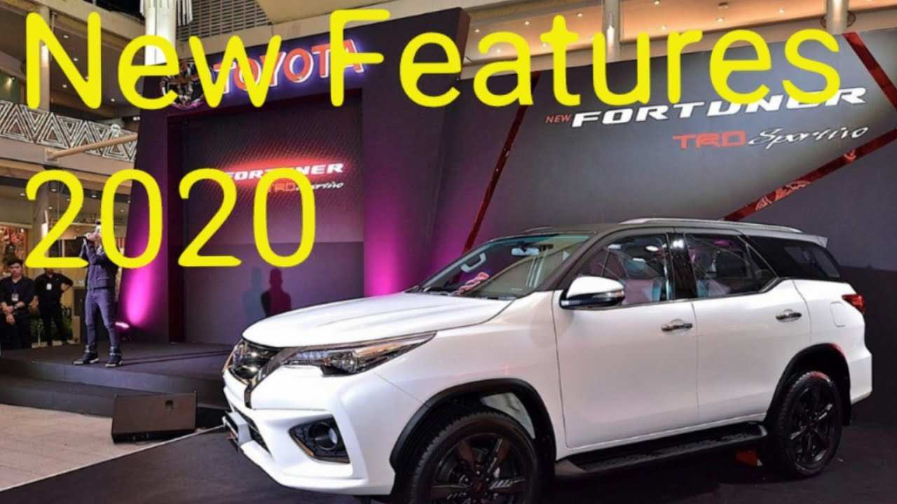 27 Best Review Toyota Fortuner 2020 Spy Shoot for Toyota Fortuner 2020