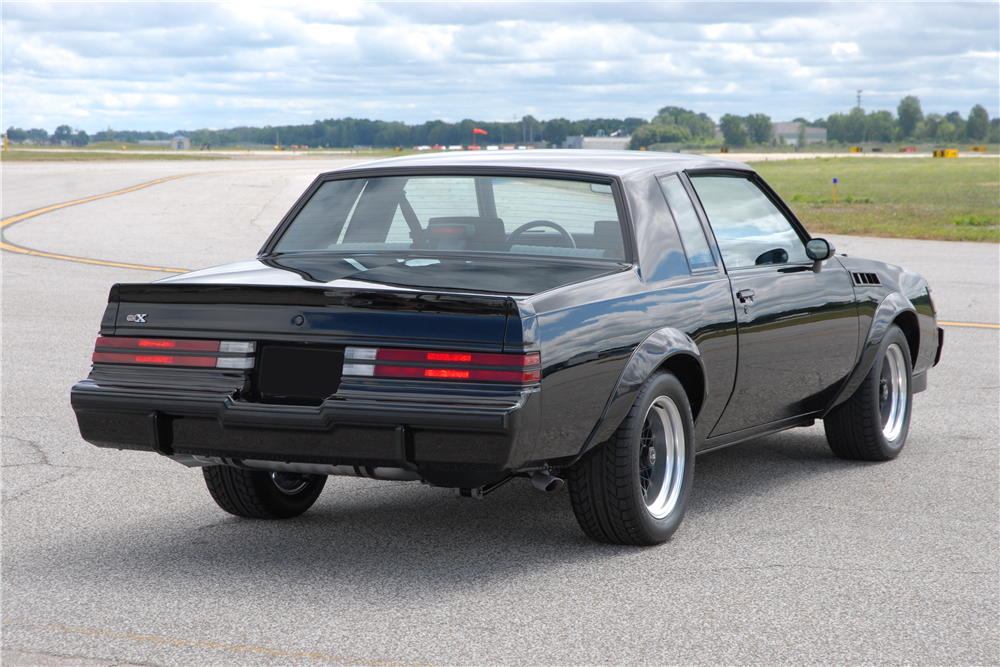 27 The Buick Grand National Pictures Release by Buick Grand National Pictures