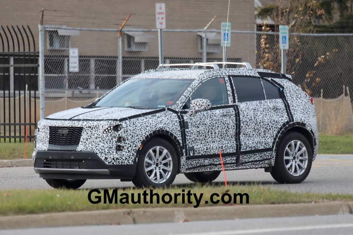 28 All New Cadillac Spy Shots Release Date for Cadillac Spy Shots