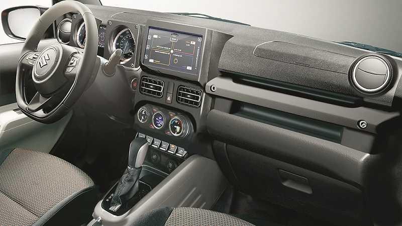 28 Gallery of Suzuki Jimny Interior New Concept for Suzuki Jimny Interior