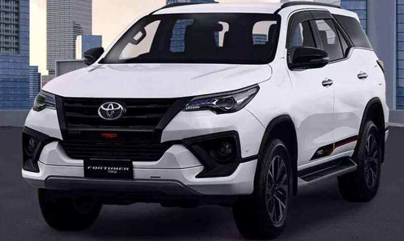 28 The Toyota Fortuner 2020 Photos by Toyota Fortuner 2020