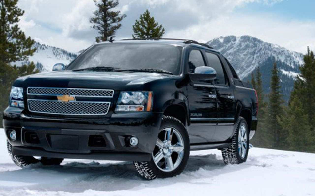 29 Concept of Chevy Avalanche Concept Spesification for Chevy Avalanche Concept