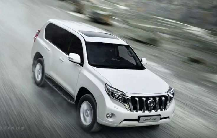 29 Concept of Land Cruiser Redesign Release with Land Cruiser Redesign