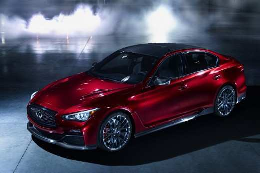 29 The Q50 Eau Rouge Pricing Rumors with Q50 Eau Rouge Pricing