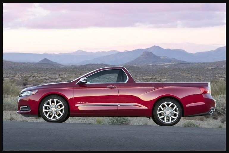 30 Concept of Pictures Of The New Chevy El Camino Review for Pictures Of The New Chevy El Camino