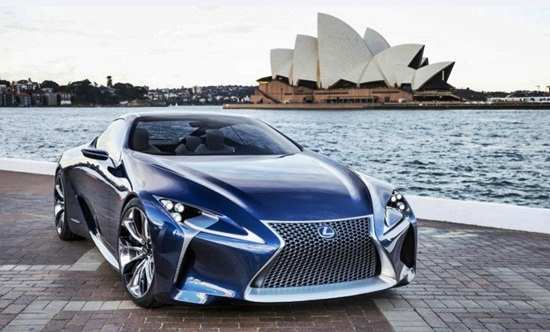 31 Great Lexus Lf Lc Release Date Specs and Review by Lexus Lf Lc Release Date