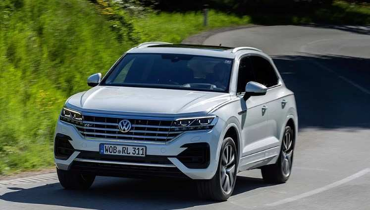 32 Gallery of Touareg Redesign Price and Review for Touareg Redesign