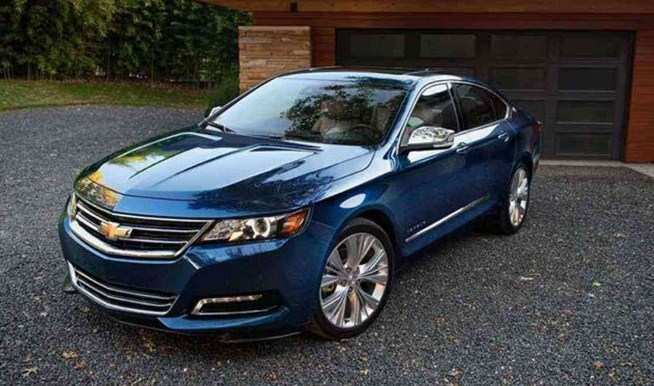 32 Great Chevy Impala 2020 Prices with Chevy Impala 2020