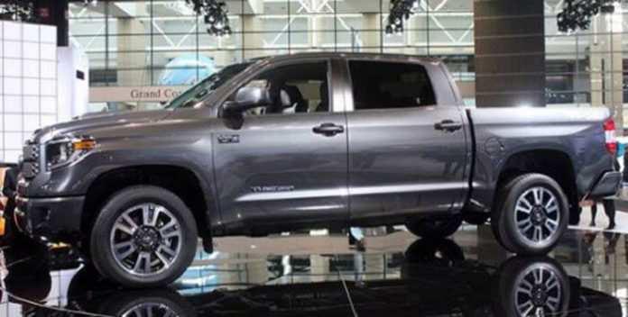 32 New 2020 Toyota Tundra Concept Spy Shoot for 2020 Toyota Tundra Concept