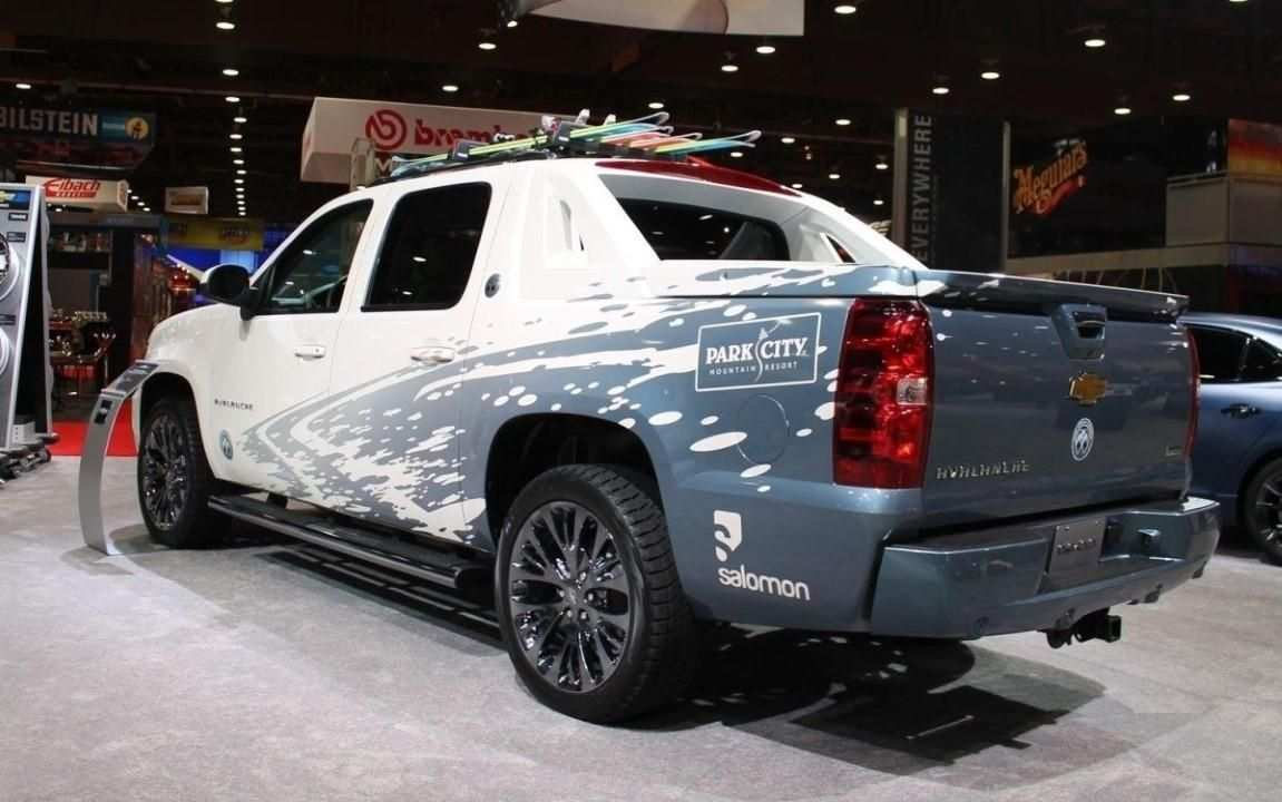 33 All New Chevy Avalanche Concept Release by Chevy Avalanche Concept