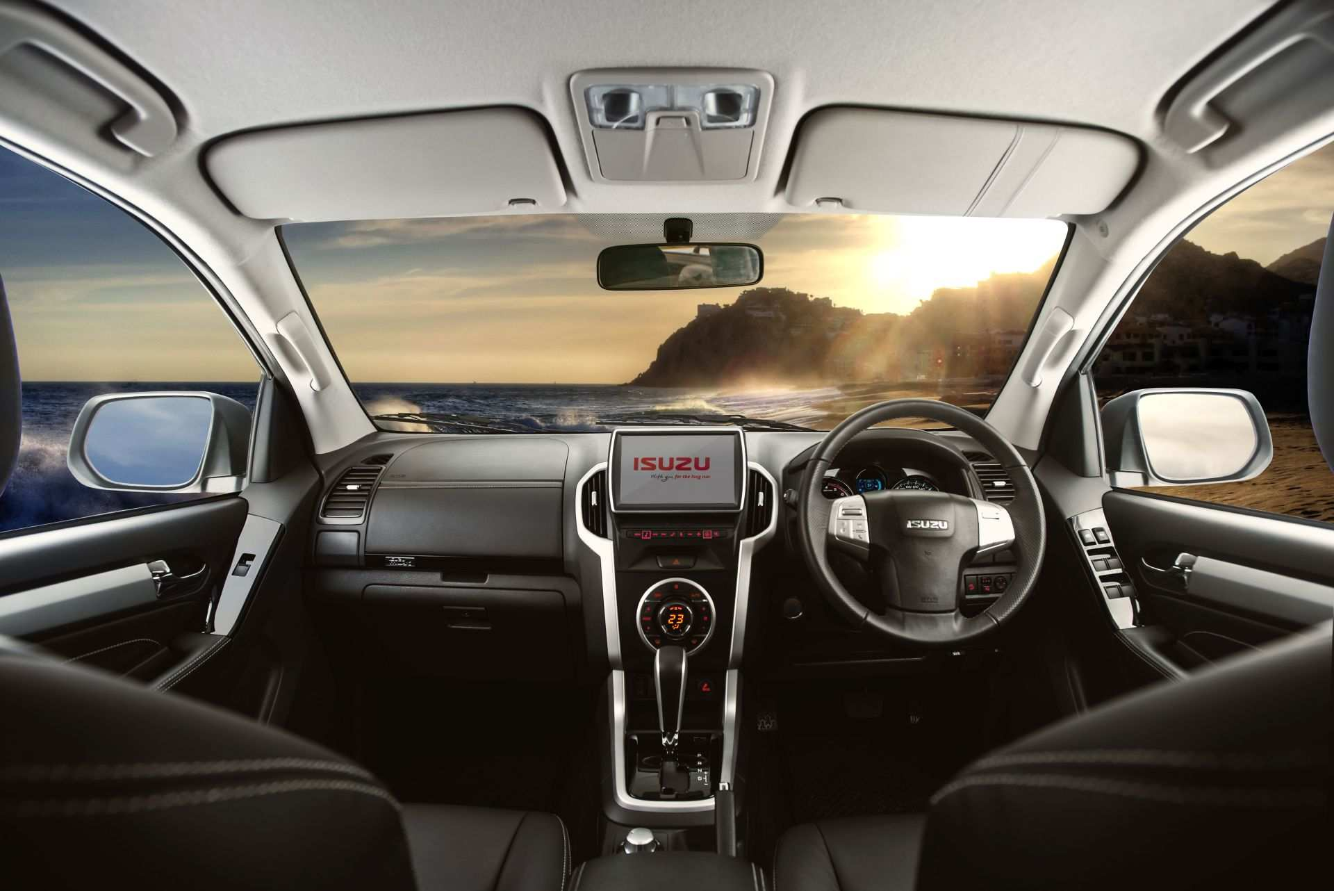 33 Gallery of Isuzu Mu X Interior Rumors for Isuzu Mu X Interior