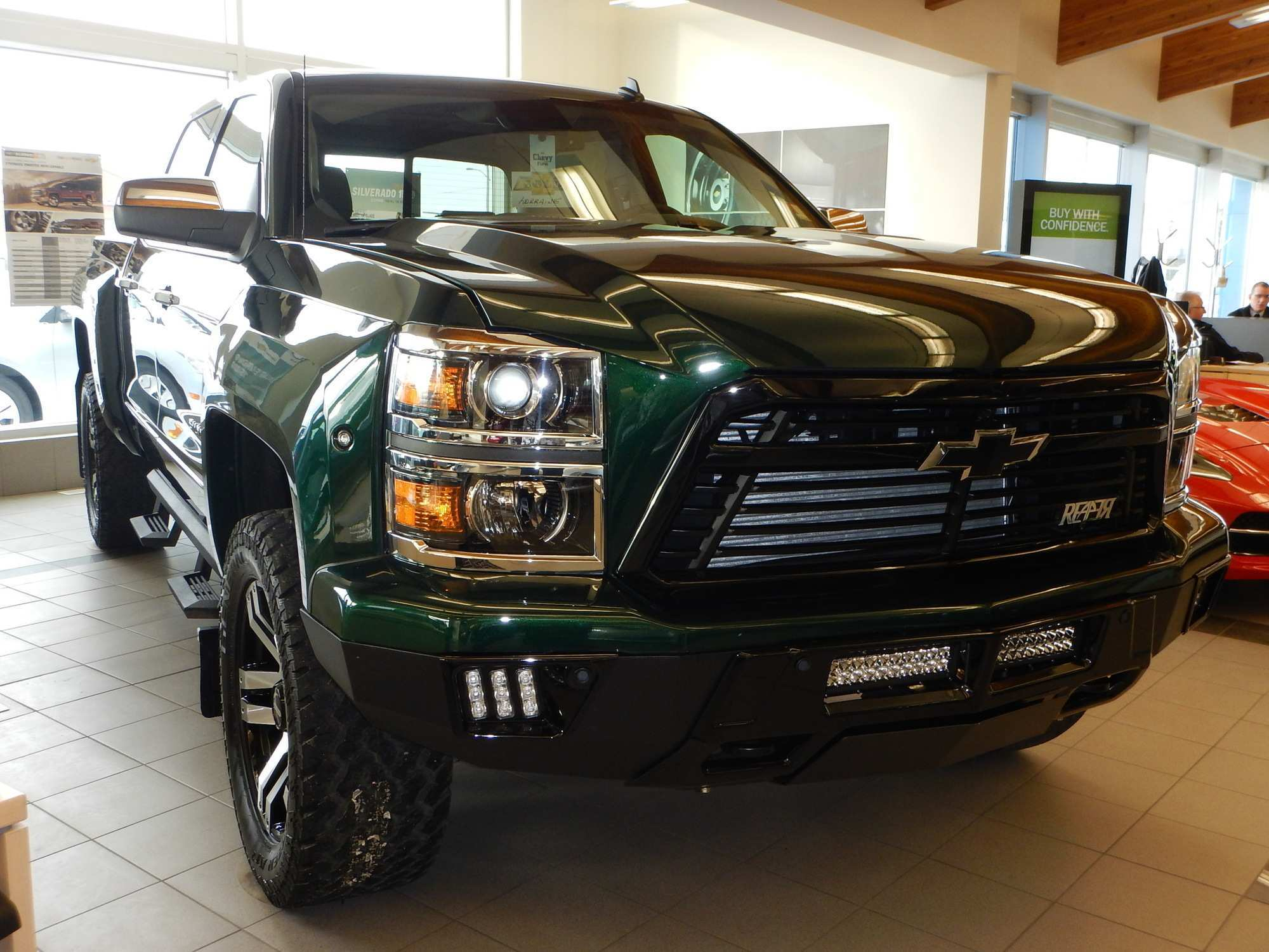34 Best Review Chevy Reaper Images History with Chevy Reaper Images
