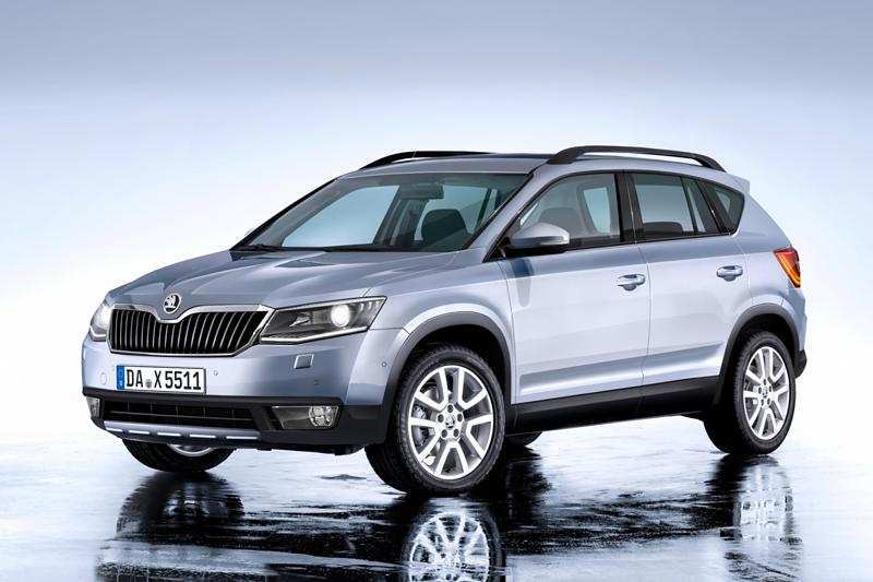 34 The 2019 Skoda Snowman Photos by 2019 Skoda Snowman