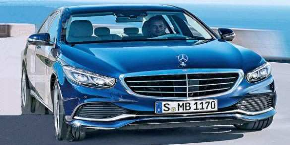 35 Great Mercedes E Class Redesign Overview for Mercedes E Class Redesign
