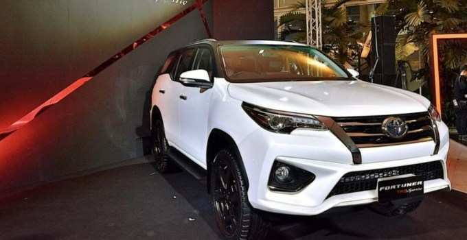 35 The Toyota Fortuner 2020 Specs by Toyota Fortuner 2020