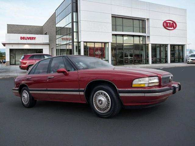 36 Gallery of Buick Lesabre Picture Spy Shoot for Buick Lesabre Picture