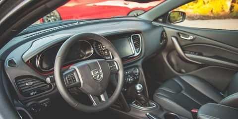 36 The Dodge Dart Concept Interior for Dodge Dart Concept