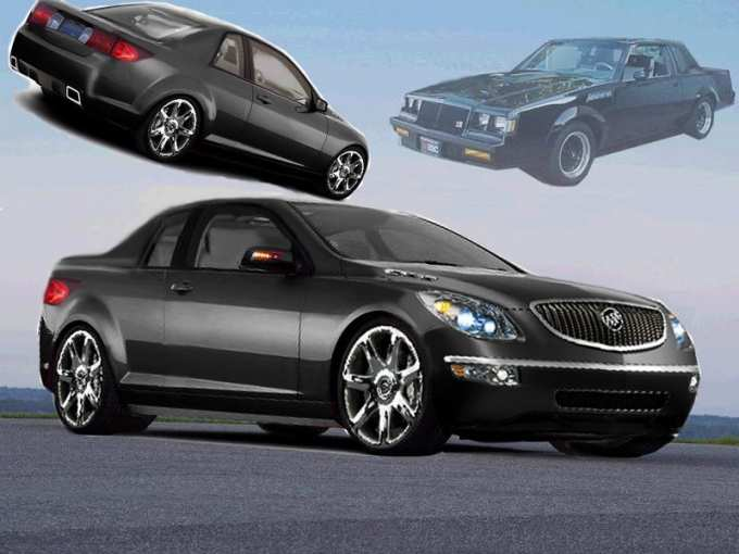 37 Best Review Pictures Of The New Buick Grand National Exterior with Pictures Of The New Buick Grand National