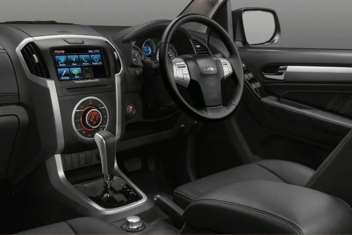 37 Gallery of Isuzu Mu X Interior Pictures for Isuzu Mu X Interior