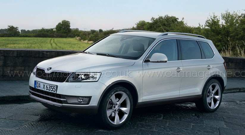 38 All New Skoda Snowman Redesign and Concept by Skoda Snowman