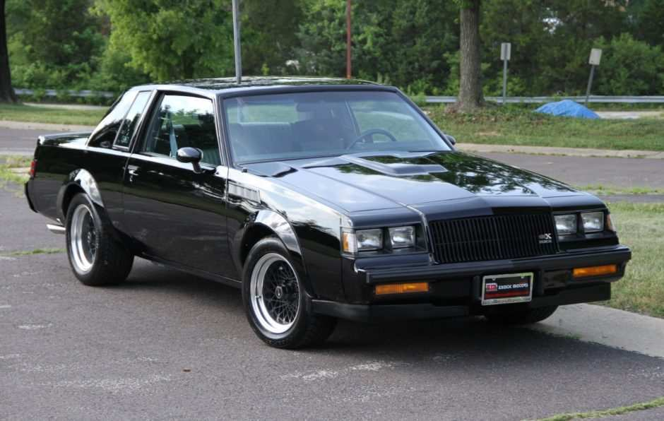 38 Best Review Buick Grand National Pictures Wallpaper By