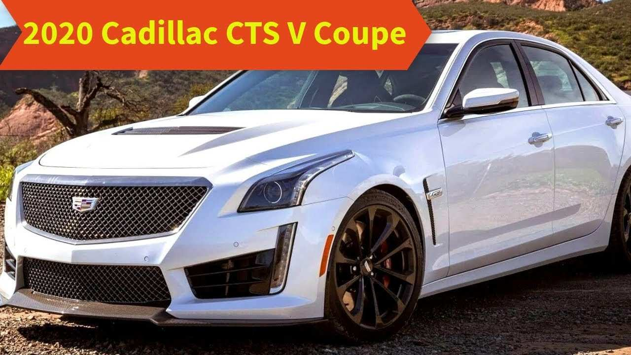 38 The 2020 Cts V History with 2020 Cts V