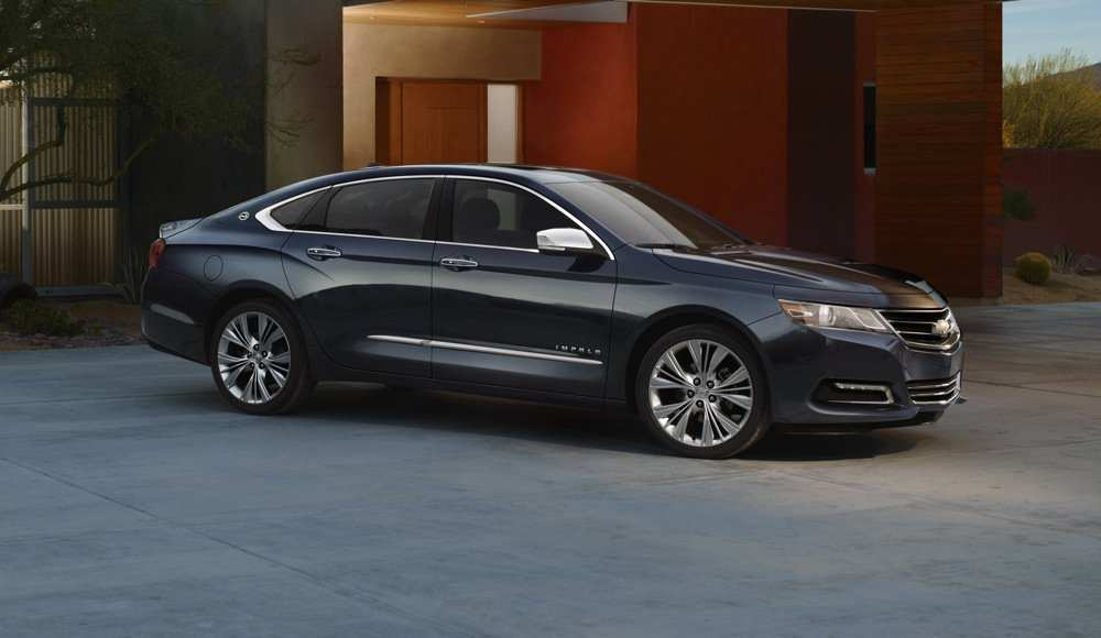 39 Best Review Chevy Impala 2020 Specs by Chevy Impala 2020