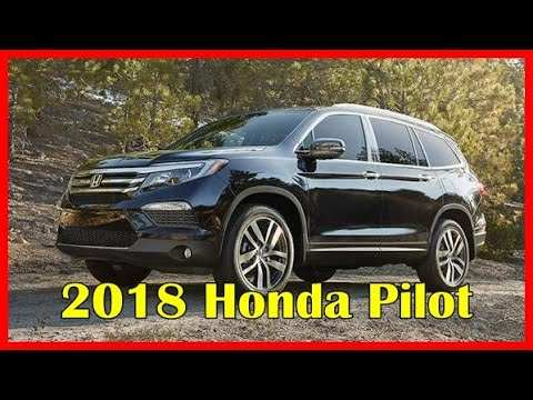 39 The 2018 Honda Pilot Spy Photos Performance and New Engine by 2018 Honda Pilot Spy Photos