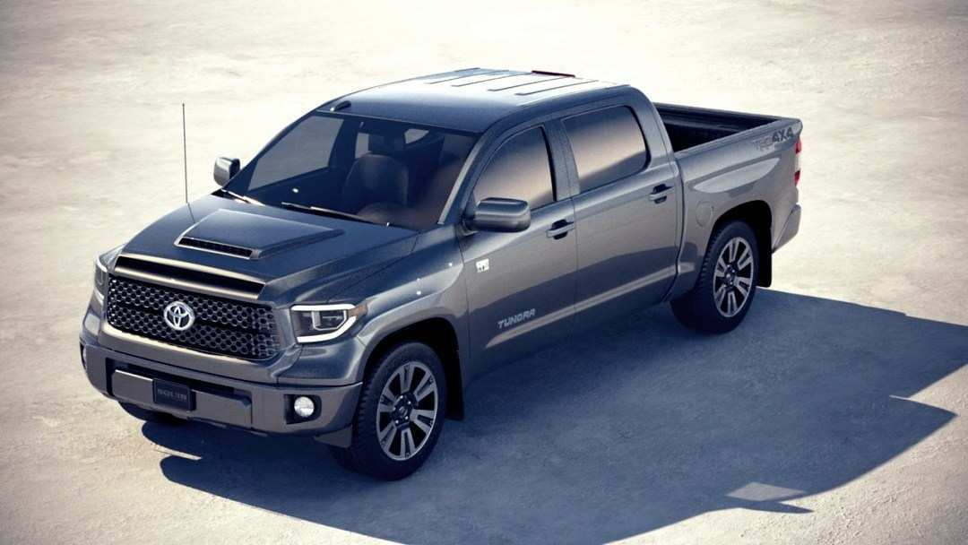 39 The 2020 Toyota Tundra Concept Price with 2020 Toyota Tundra Concept