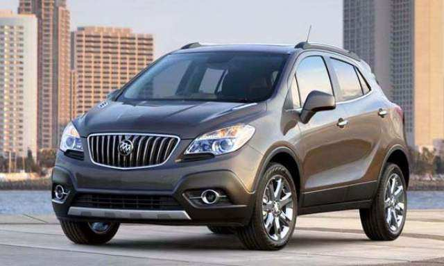 40 All New Buick Anthem Model for Buick Anthem