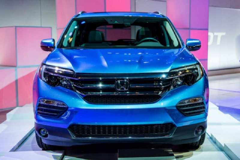 40 The 2018 Honda Pilot Spy Photos Overview with 2018 Honda Pilot Spy Photos